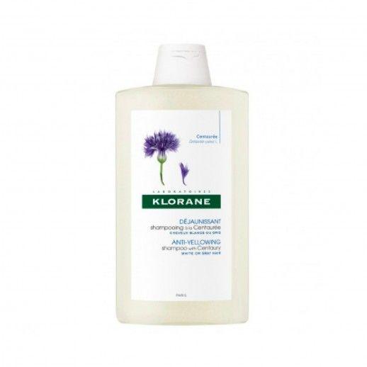 Klorane Blue Centaureas Shampoo | 400mL