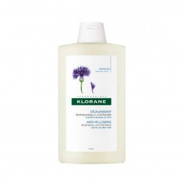 Klorane Blue Centaureas Shampoo | 400mL