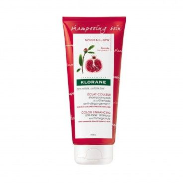 Klorane Pomegranate Shampoo | 200mL