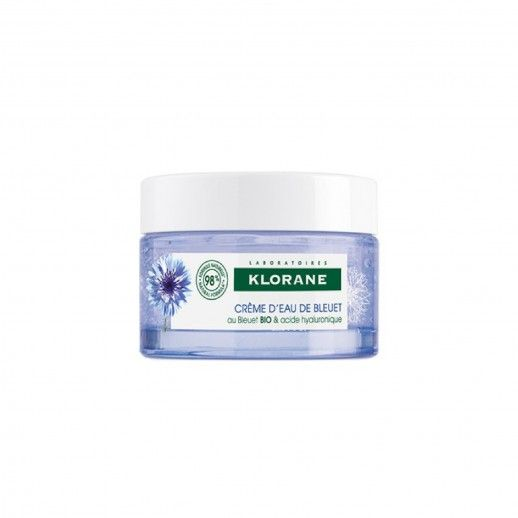 Klorane Ciano Water Cr | 50mL