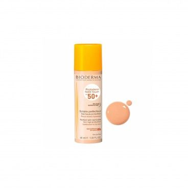 Bioderma Photoderm Nude Touch SPF50+ Natural | 40mL