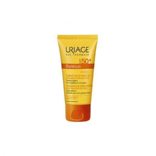 Uriage Bariesun No Perf Face Cream SPF50 + | 50mL