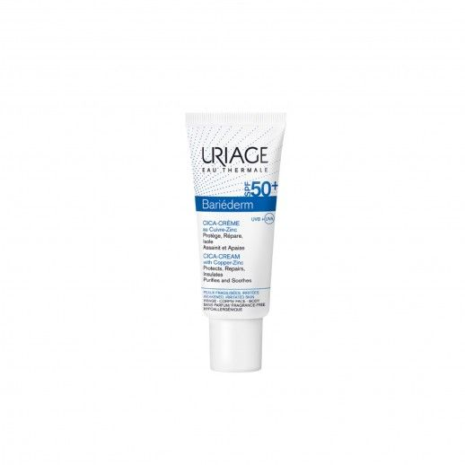 Uriage Bariederm Cica Cr SPF50+ | 40mL