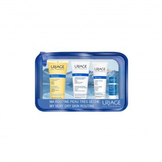 Uriage Xemose Protection and Nutrition Kit