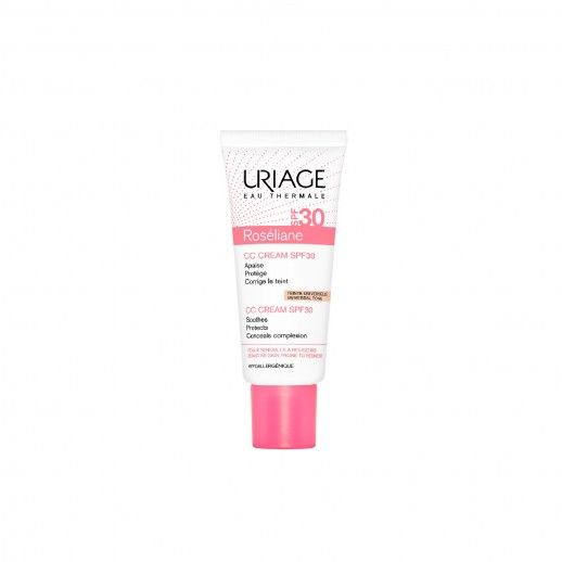 Uriage Roseliane CC Cr SPF30 | 40mL