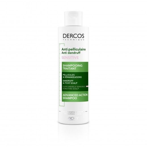Dercos Champô Anti-Caspa Sensitive | 200mL