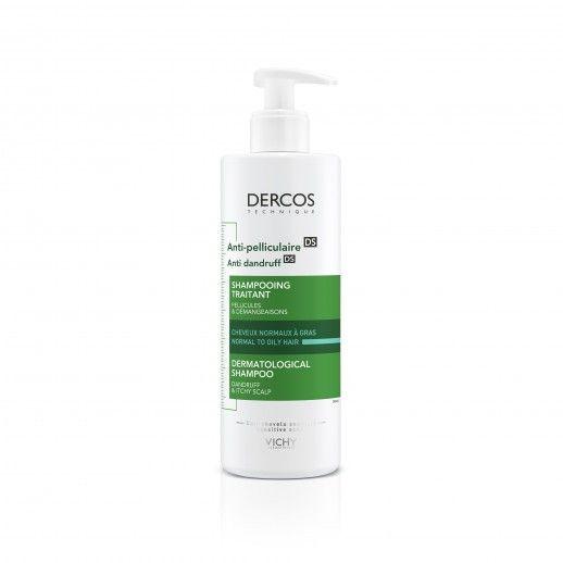 Dercos Anti Oily Dandruff Shampoo | 390mL