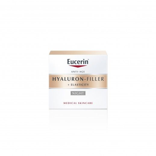 Eucerin HF Elasticity Night Cr | 50mL