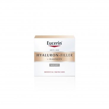 Eucerin HF Elasticity Night Cr | 50mL