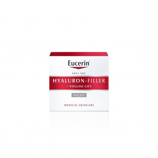 Eucerin HF Volume Lift Cr Noite | 50mL