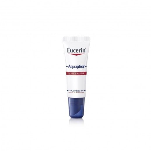 Eucerin Aquaphor SOS Lip Repair | 10mL