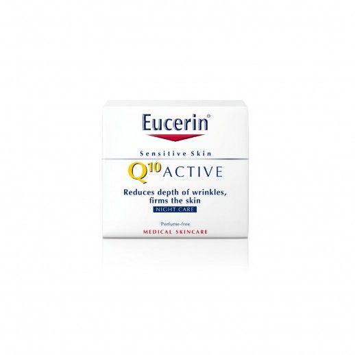 Eucerin Q10 Activ Night | 50mL