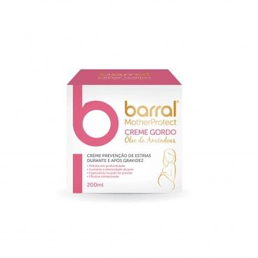 Barral Motherprotect Fat Cr | 200mL