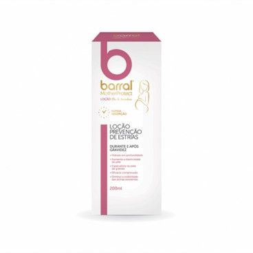 Barral Motherprotect Lotion | 200mL