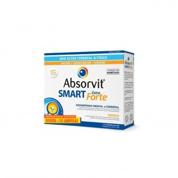 Absorvit Smart Extra Forte x40 Promocional