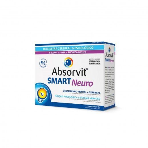 Absorvit Smart Neuro x30 Ampoules