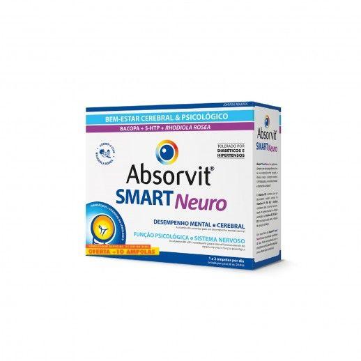 Absorvit Smart Neuro x40 Promo
