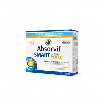 Absorvit Smart Extra Strong x30 Ampoules