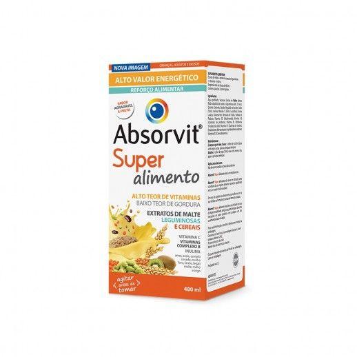 Absorvit Syrop Super Food | 480mL
