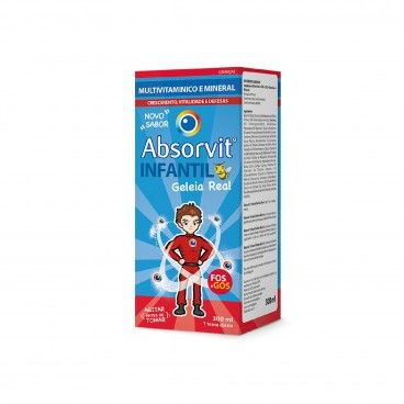 Absorvit Kids Royal Jelly | 300mL