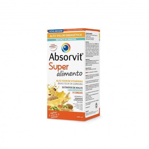 Absorvit Xarope Super Alim | 200mL