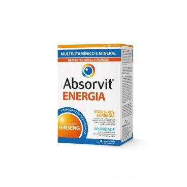 Absorvit Energia x30 Comp