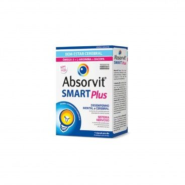 Absorvit Smart Plus x30 Caps