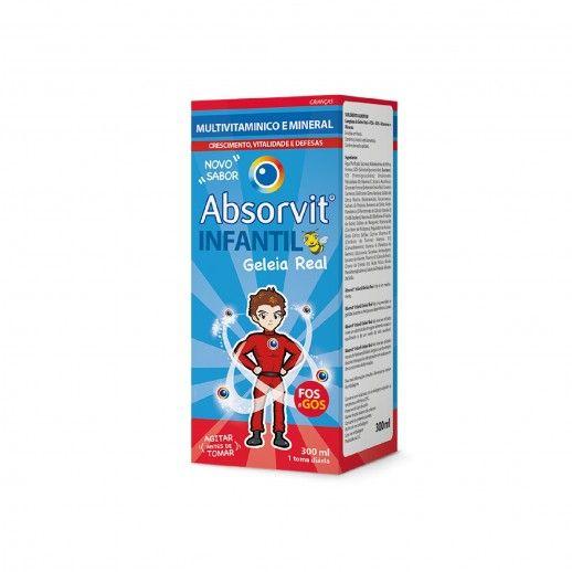 Absorvit Kids Royal Jelly | 300mL