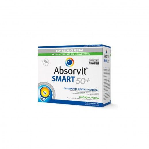 Absorvit Smart 50+ x30 Ampoules