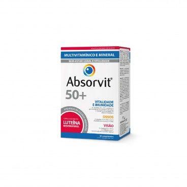 Absorvit 50+ x30 Tablets