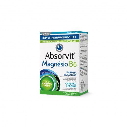 Absorvit Magnesium B6 x60 Tablets