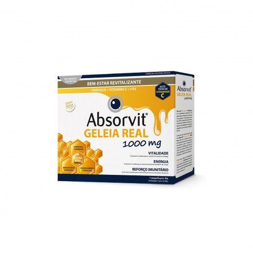 Absorvit Royal Jelly   20x10mL