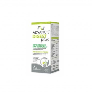 Advancis Digest Plus | 30mL