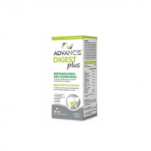 Advancis Digest Plus | 30mL