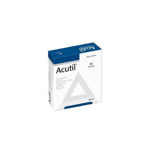 Acutil x60 Caps
