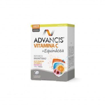 Advancis Vit C + Equinácia x12 Comp Eferv