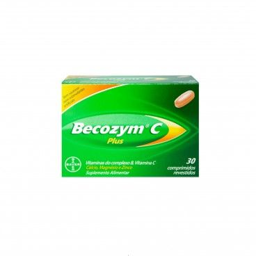 Becozyme C Plus x30 Comp
