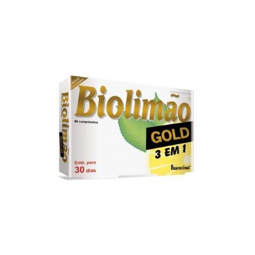 Biolimão Gold x60 Comp