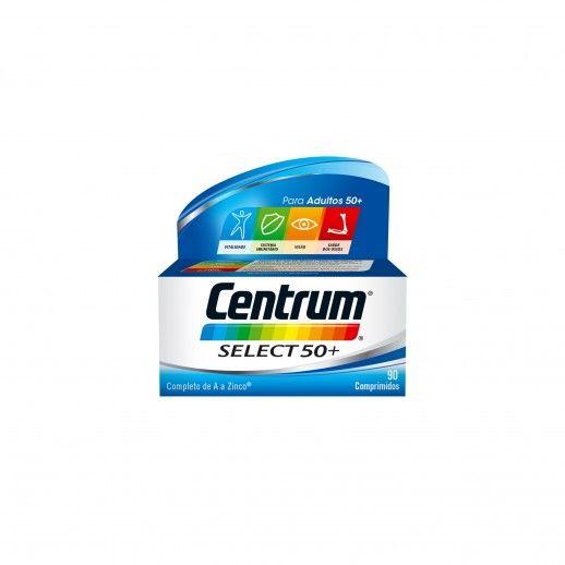 Centrum Select 50+ x90 Tablets