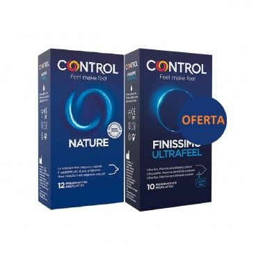Control Nature x12+10 Promo
