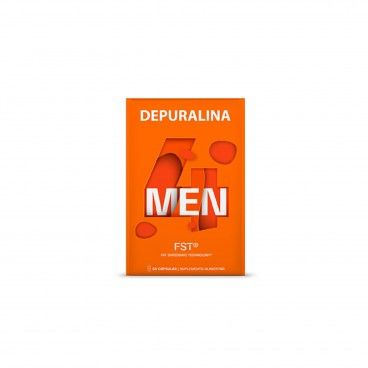 Depuralina 4 Men x60 Caps