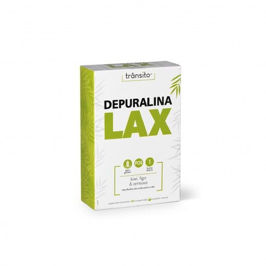 Depuralina Lax x15 Tablets