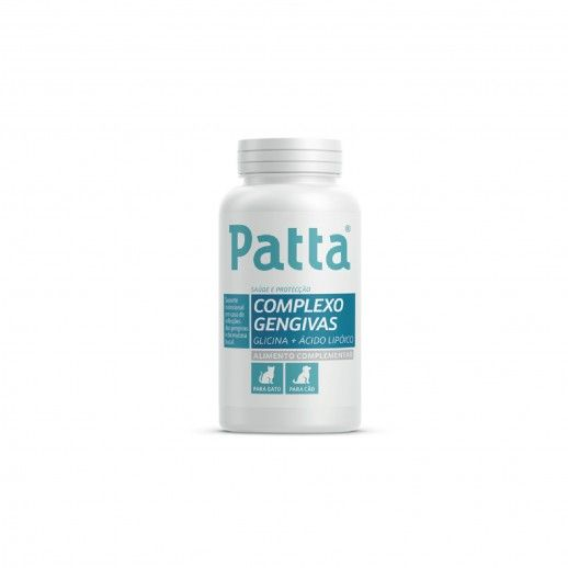 Patta Complex Gums 60 Tablets | Dog and cat