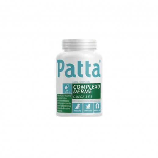 Patta Derme Complex 60 Capsules | Dog and cat