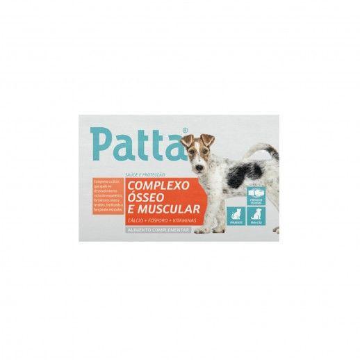 Patta Complex Bonnes 60 Tablets | Dog and cat