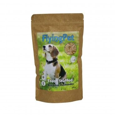 FlyingPet Treat Stuffed | 200g