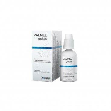 Valmel Oral Solution Drops | 30ml