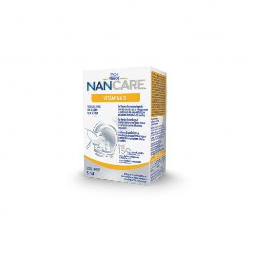 Nancare Vit D Drops