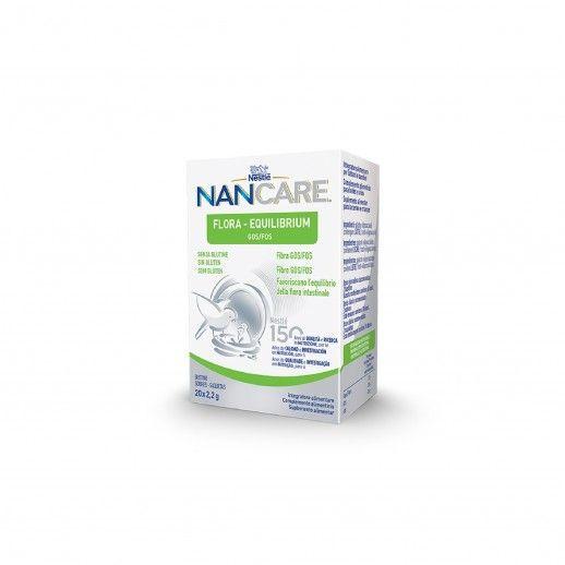 Nancare Flora Equilibrium x20 Sachets
