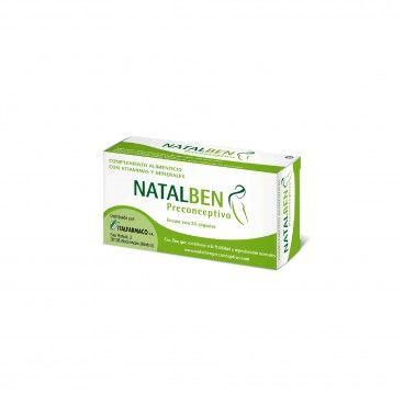 Natalben Preconcept x30 Caps